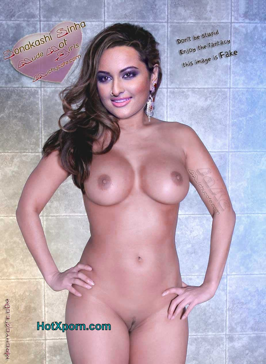 Sonakshi Sinha Nude Boobs