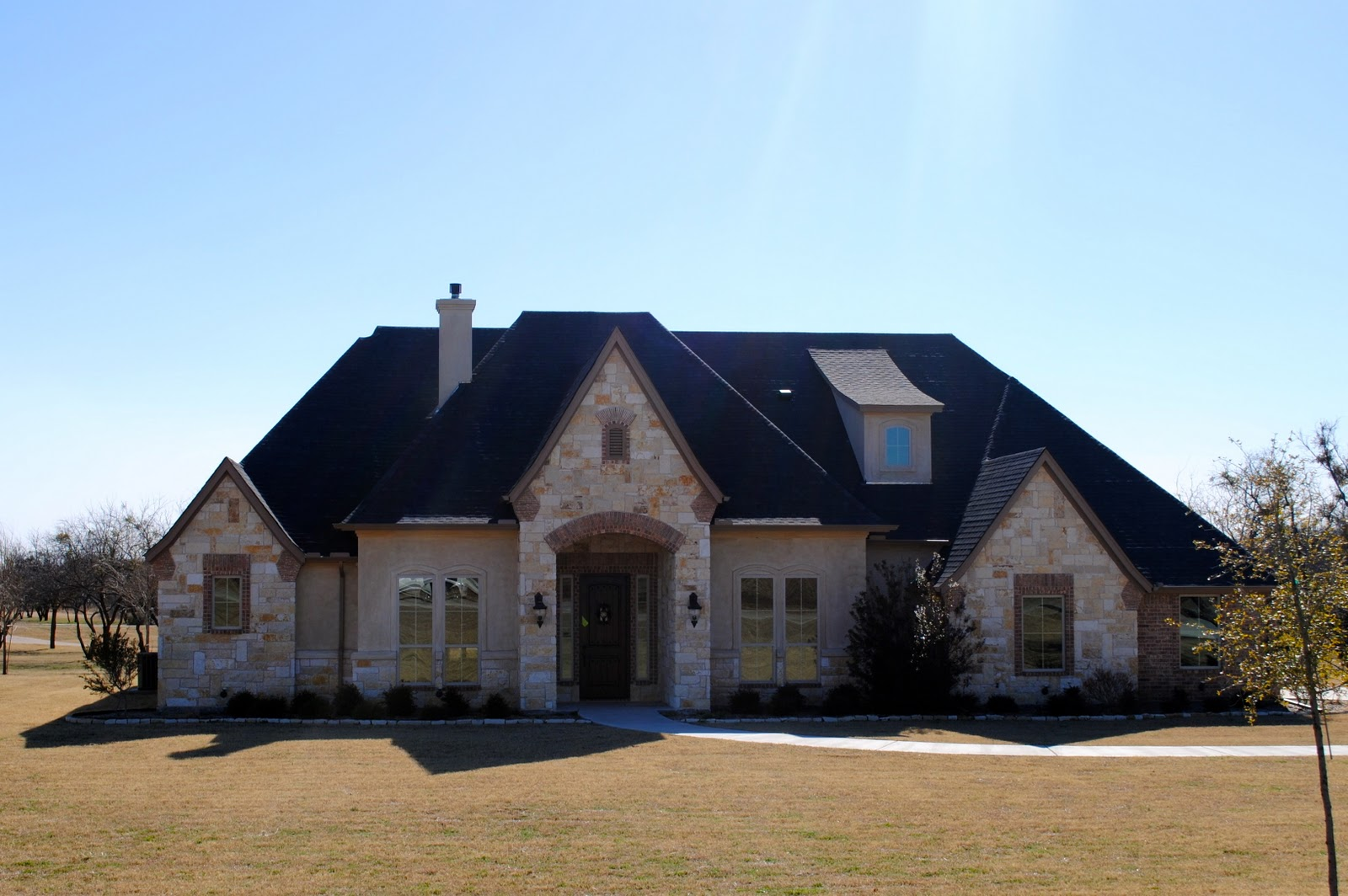 Trinity classic homes woodlands of parker county for Trinity home builders