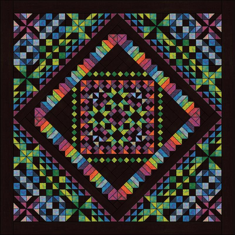 Calypso Kaleidoscope BOM