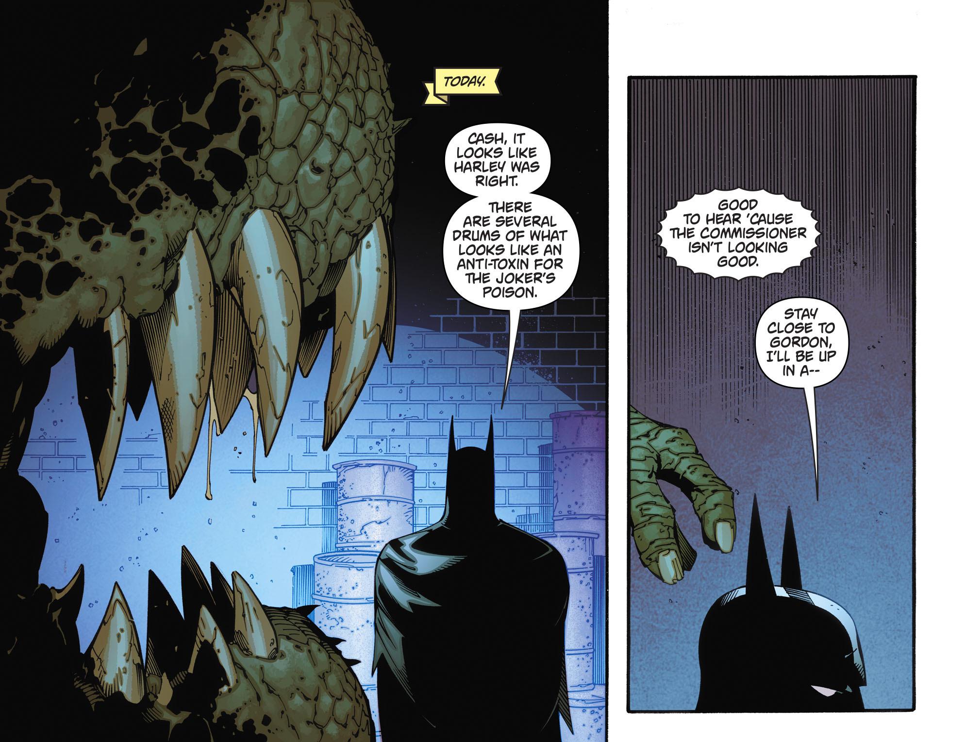 Batman: Arkham Knight [I] Issue #6 #8 - English 5