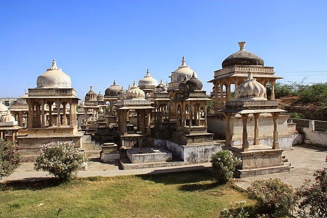 Ahar - A group of royal cenotaphs