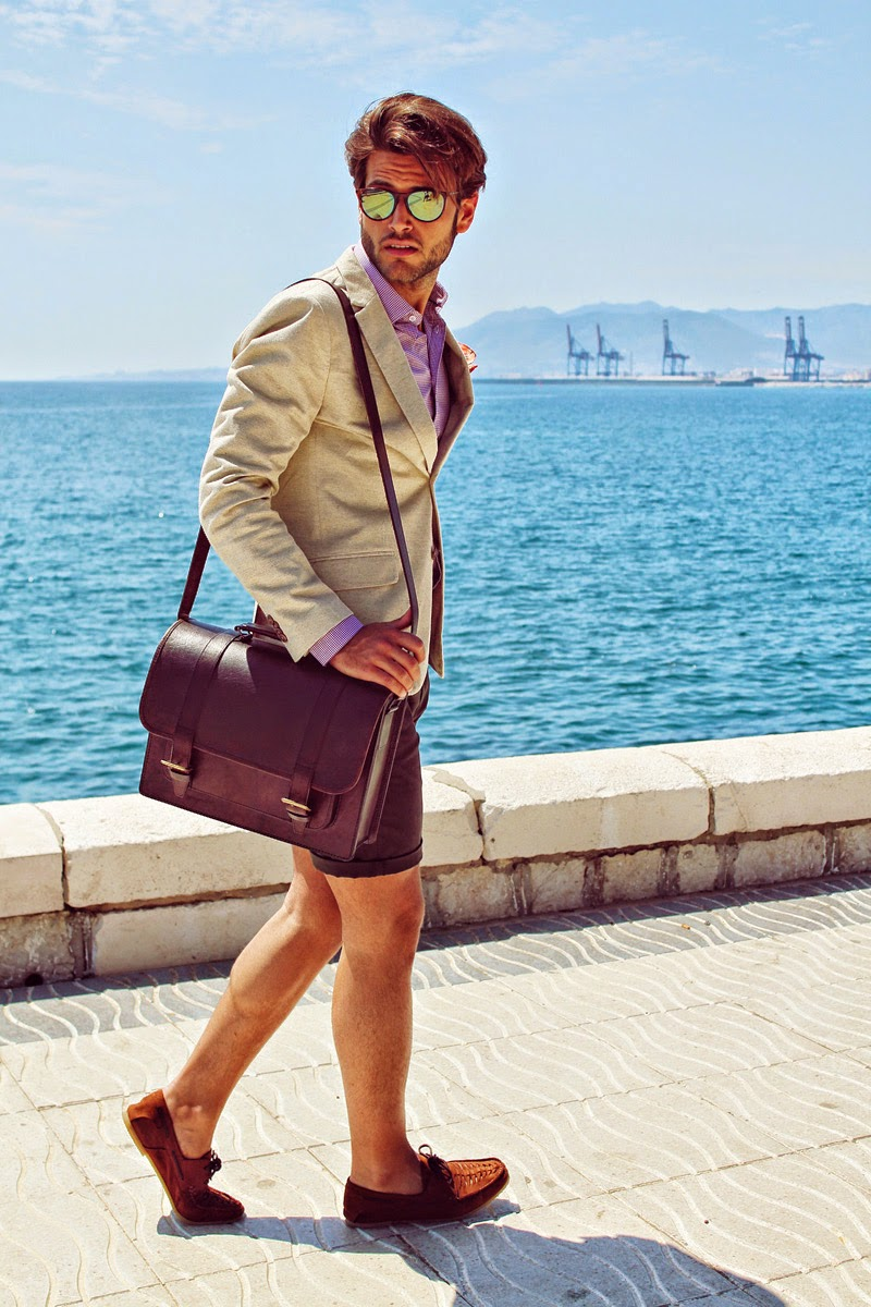 Types of bags: Satchel - Tipos de carteras: Morral