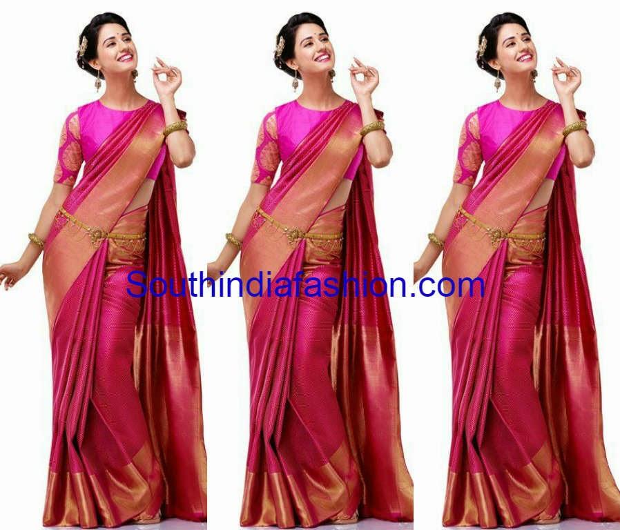 kalyan silks wedding sarees