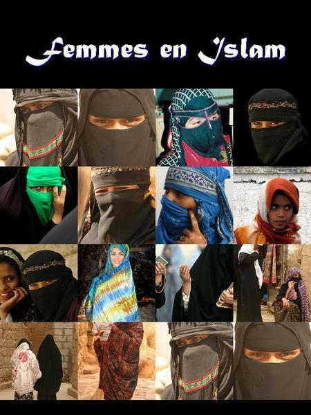 Comment rencontrer sa femme en islam