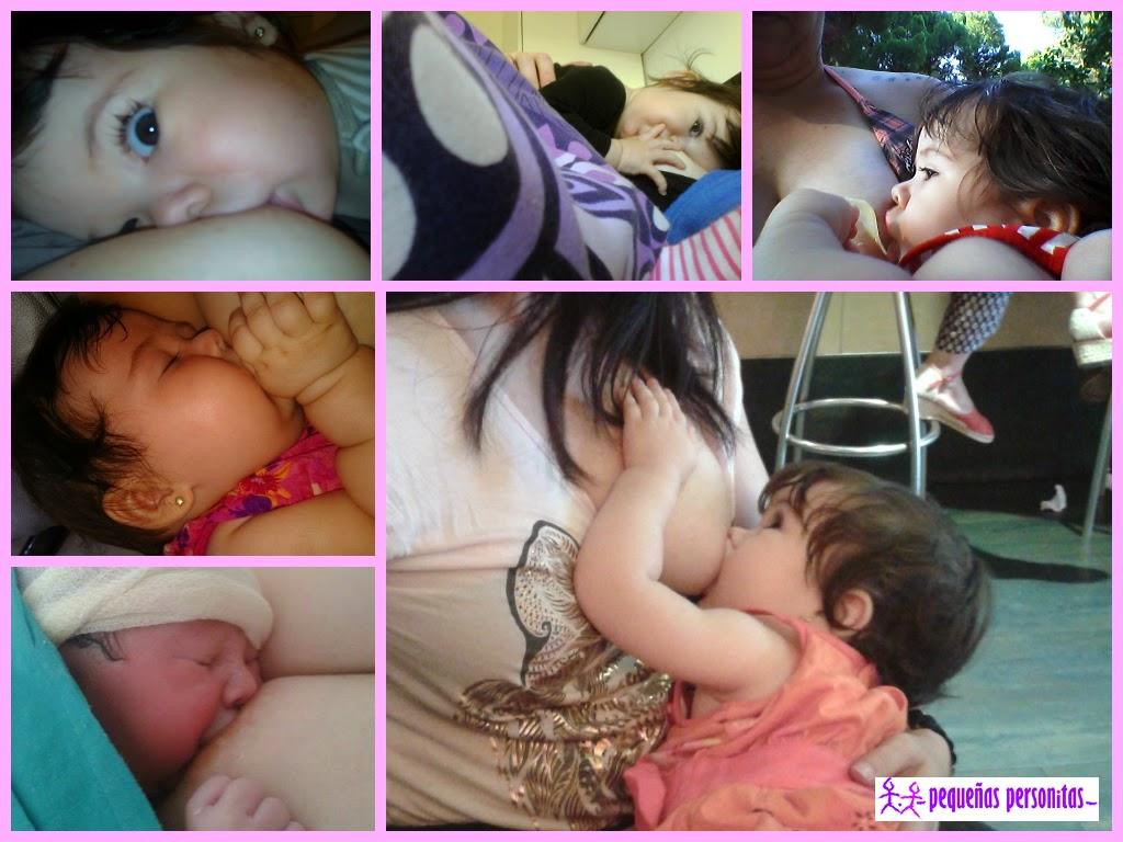 fin de la lactancia, destete, dar el pecho, maternidad
