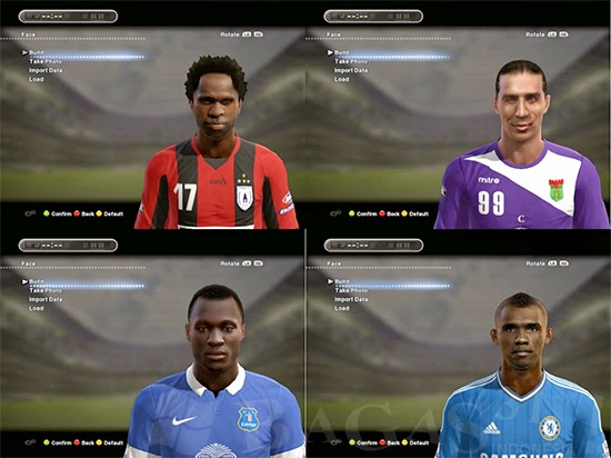 Sun Patch 2.0 for PES 2013 2
