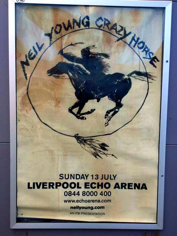 Neil Young & Crazy Horse in Liverpool