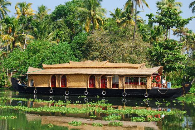 Alleppey backwaters