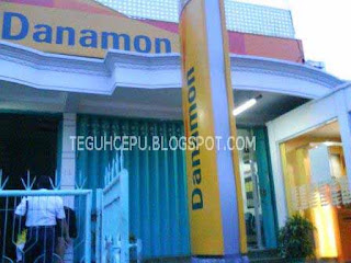 Bank Danamon cabang Cepu, Danamon Cepu, Danamon Cepu Office