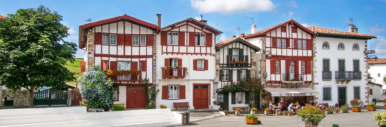 Mama rosa al habla pueblitos con encanto del pais vasco franc s y otros - Casas rurales pais vasco frances ...