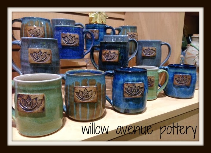 willow avenue pottery & the brandow homestead