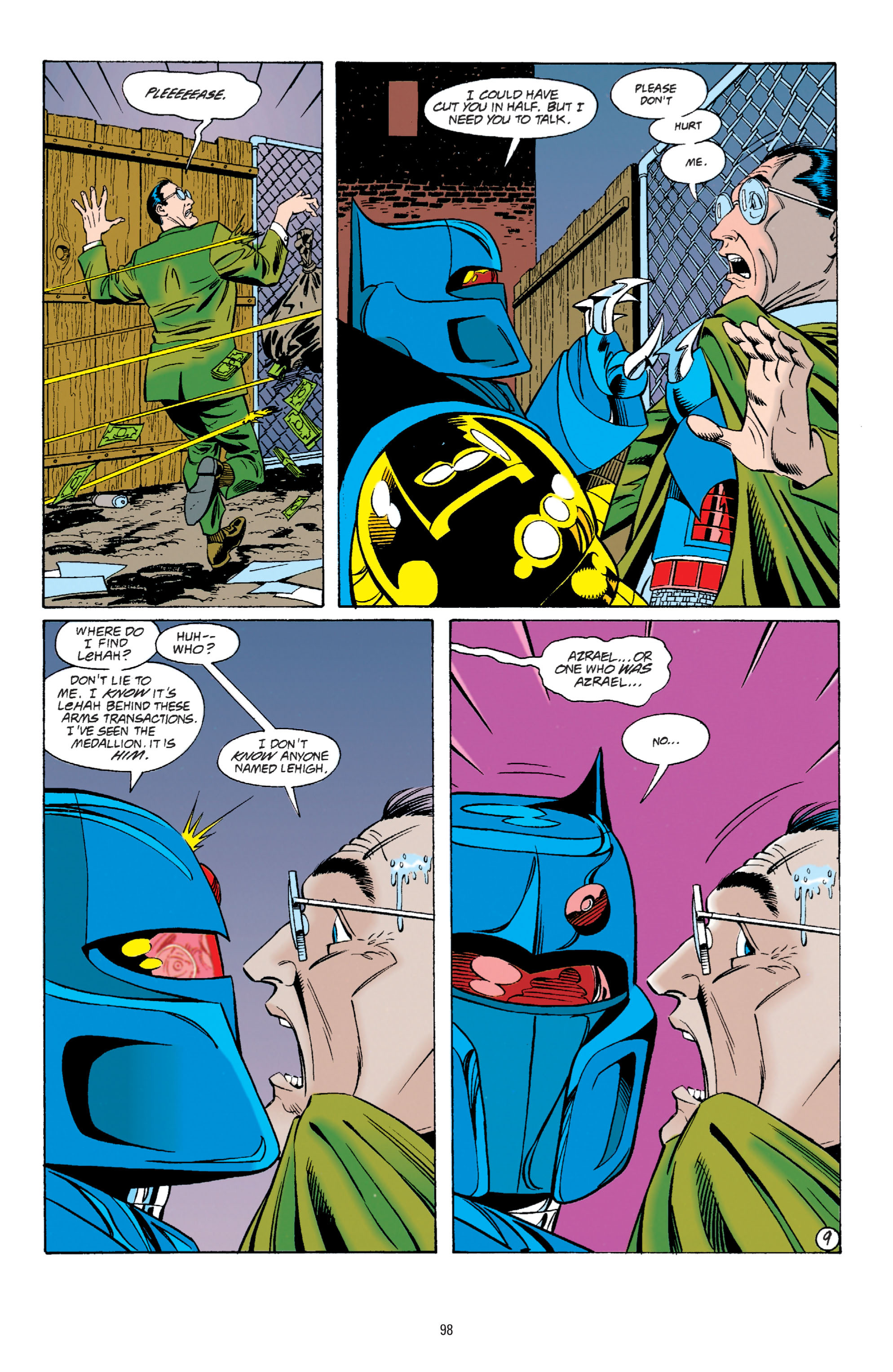 Detective Comics (1937) Issue #676 Page 10