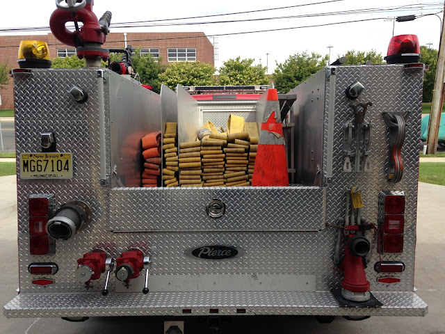 """Send The Water""""- Engine Company Operations"""
