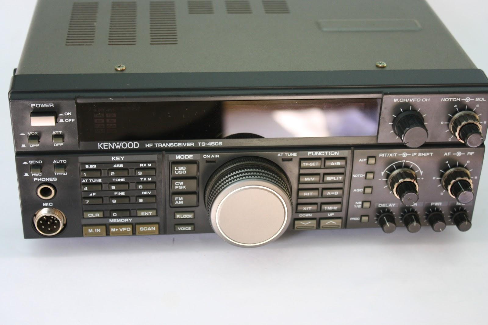 Схема kenwood ts 450 sat