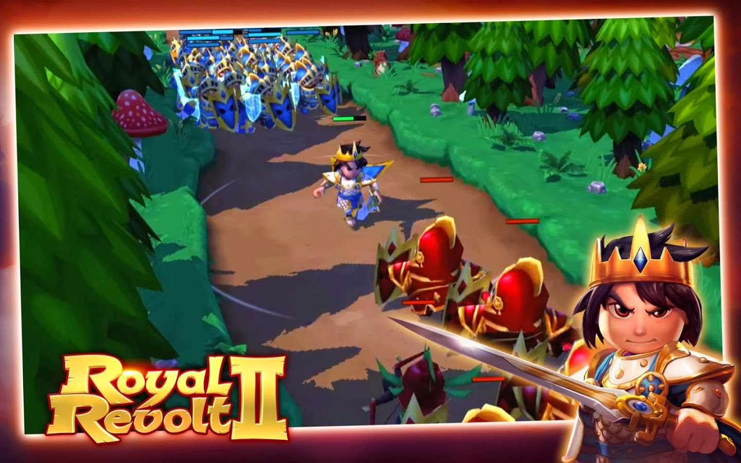 Royal Revolt 2 android