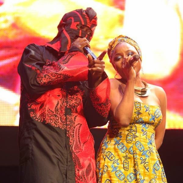 Lagbaja Unites With Ego after 7 years