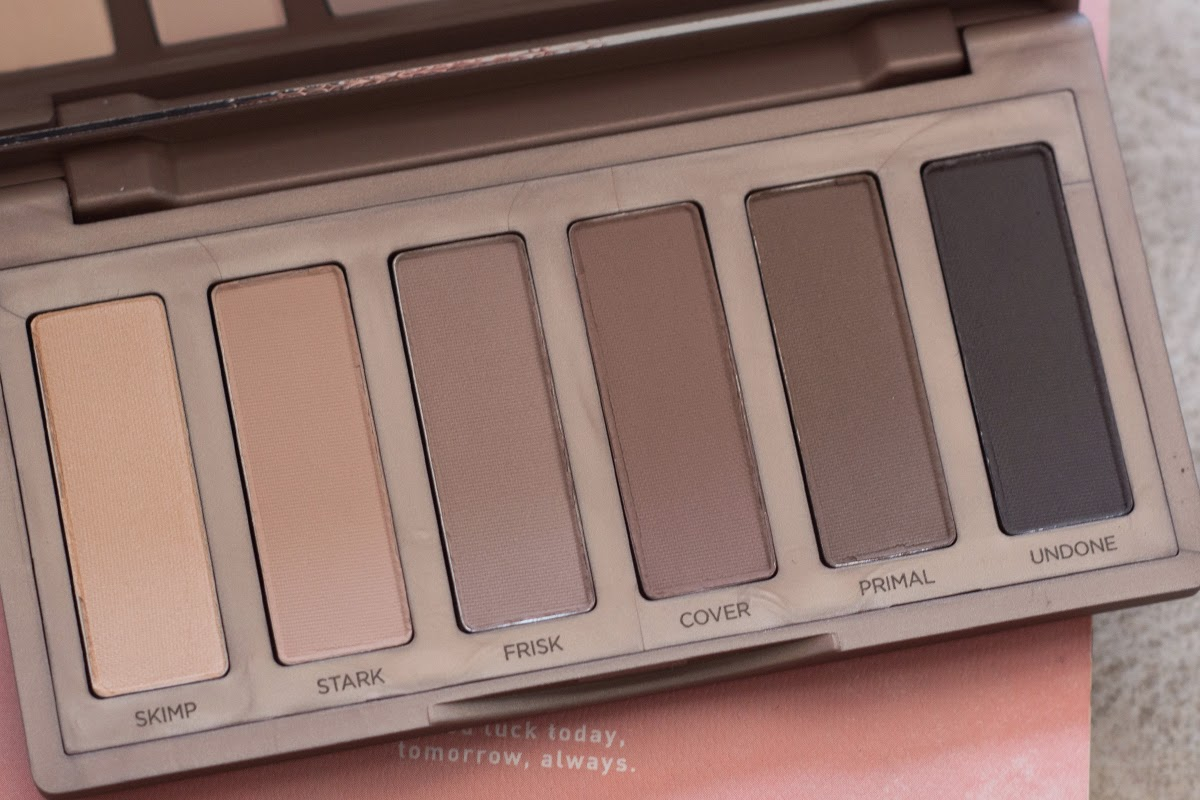naked2 basics review