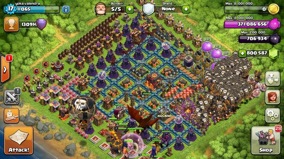 Clash of clans private server dns code. Clash of clans hack new update