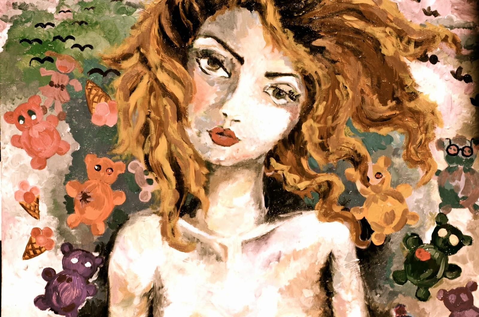 Alisa Gromova Pintura