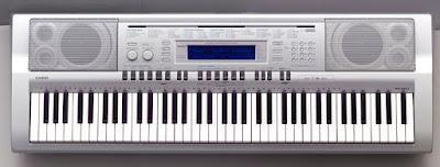 organ Casio WK-210