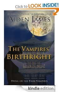 Free eBook Feature: The Vampires' Birthright by Aiden James