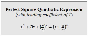 Openalgebra completing the square if a quadratic expression ccuart Image collections