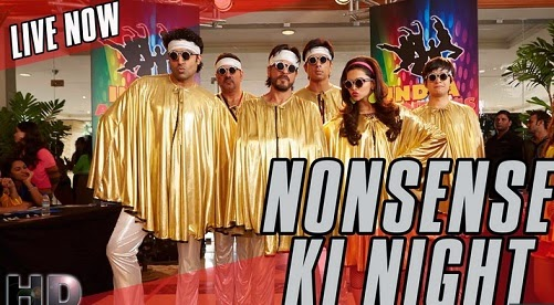Nonsense Ki Night (Happy New Year) HD Mp4 Video Song Download