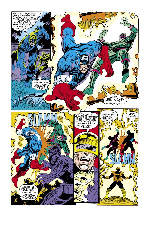 Captain America (1968) Issue #426 #376 - English 17
