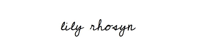 Lily Rhosyn