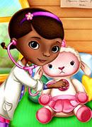 Доктор Плюшева - Онлайн игра для девочек