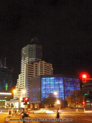 fetival of lights, berlin, illumination, 2012, Gedächtniskirche