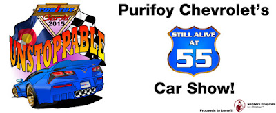 Purifoy Chevrolet Still Alive at 55 Car Show