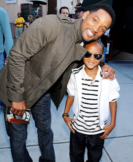 El actor Will Smith rodará After Earth junto a su hijo, Jaden Smith. Making Of