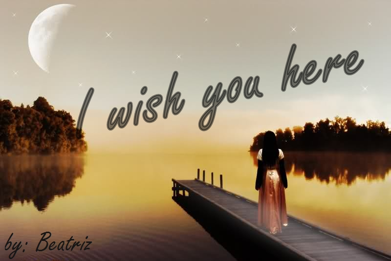 I Wish You Here
