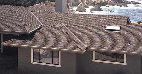 architectural grade asphalt shingles