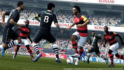 PES 2013 screenshot - Ronaldinho, Flamengo