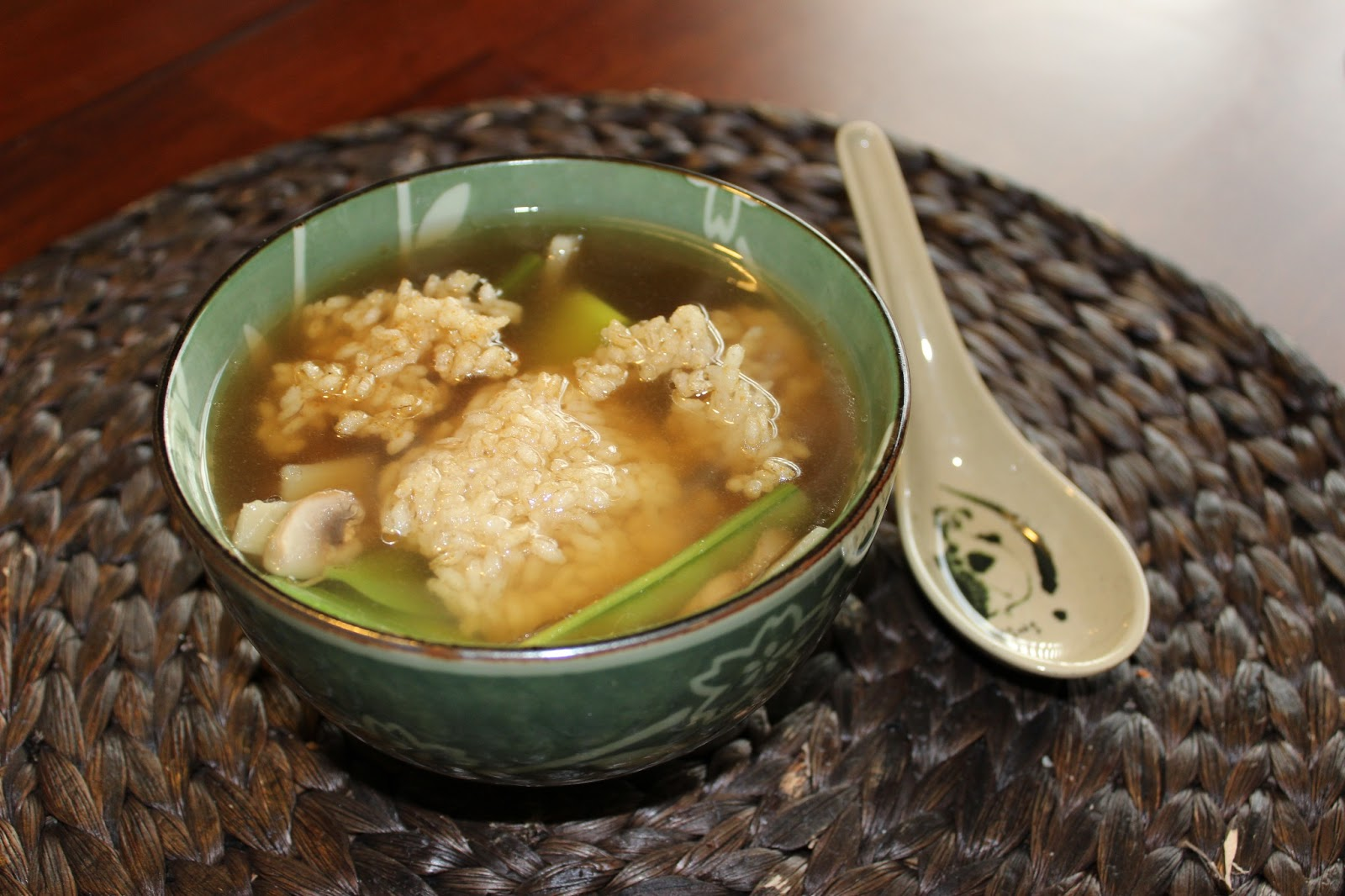 The Cookbook Project: Sizzling Rice Soup