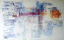 Neige - 136 x 81 cm - 2005
