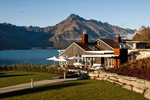 10 places to honeymoon for the year 2014 Queenstown, New Zealand