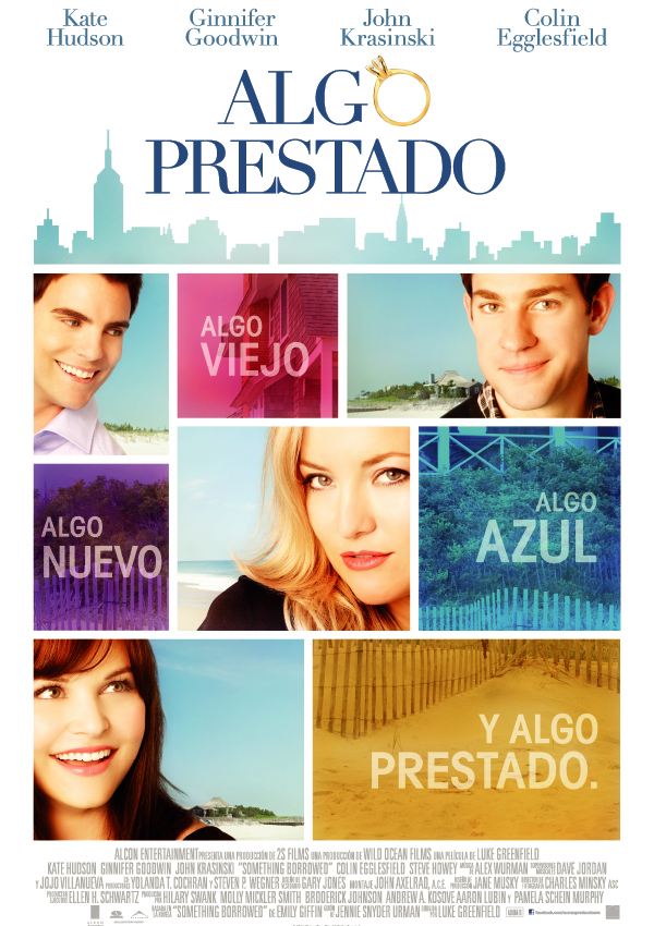 Algo Prestado (No Me Quites A Mi Novio) (Something Borrowed) (2011)