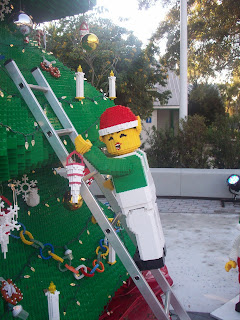 And a Lego Elf