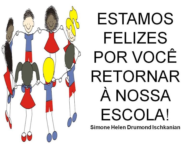 Simone Helen Drumond Frases De Volta às Aulas 1