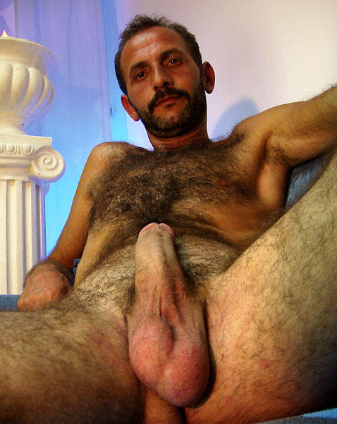 Hairy Turkish Cock