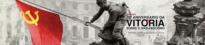 """A 9 de Maio de 1945, o Exército Vermelho decretava o """"Dia da Vitória"""""""
