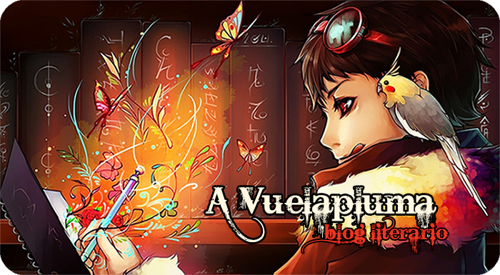 A Vuelapluma - Blog literario