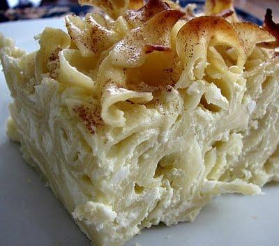 ... lokshen kugel noodle pudding smitten kitchen my family s noodle kugel
