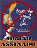 ABAIXO ASSINADO