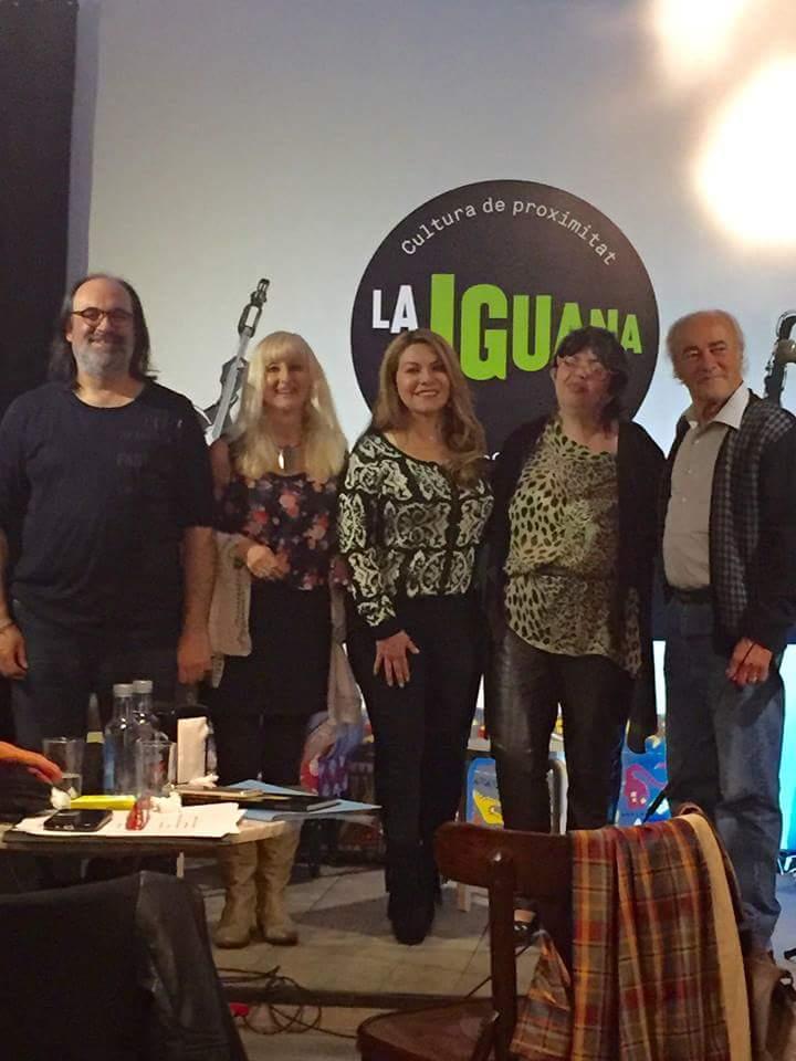 A La Iguana 30.10.15