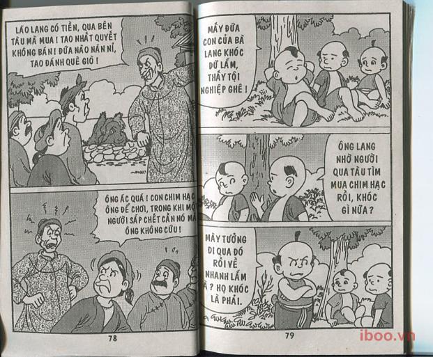 Truyện tranh Trạng Quỷnh Tập 200 trang 39
