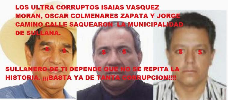 ASOCIACION DE VERDADERA  LUCHA CONTRA LA CORRUPCION